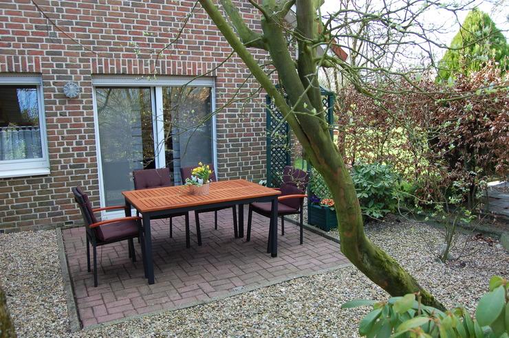 Ferienwohnung Behner - Terrasse